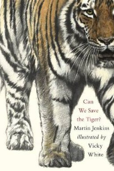 Great Children's Literature:  Can We Save the Tiger?