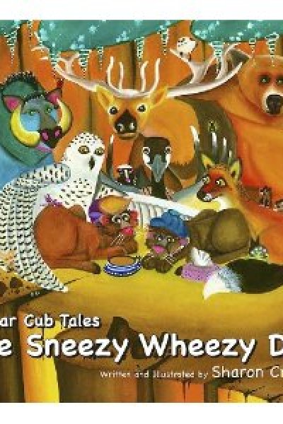 Children's Literature:  Cougar Cub Tales: The Sneezy Wheezy Day