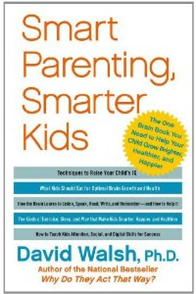 Want a Smart Kid?  Try Smart Parenting