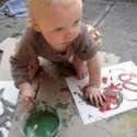 Earth Paint:  Eco-Friendly, Natural Paint Kit Made in the USA
