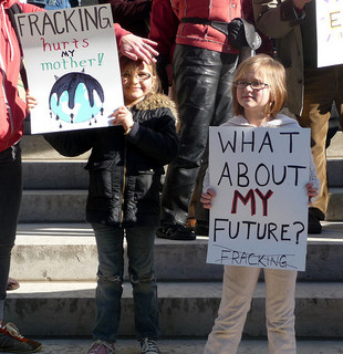 Mothers Against Fracking