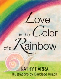 Green Children's Literature:  Love is the Color of a Rainbow