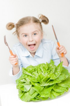 How to get your kids to eat more fruits and vegetables