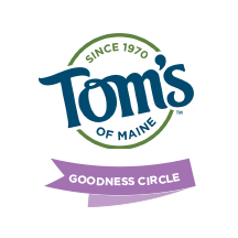 We've Joined the Tom's of Maine Goodness Circle!