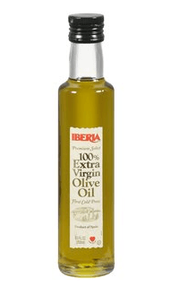 First Cold Press 100% Extra Virgin Olive Oil from Spain by Iberia