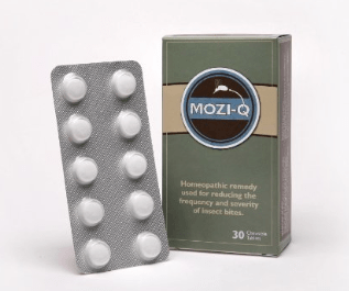 MOZI-Q:  First-Ever Homeopathic Mosquito Repellant Pill