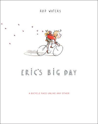 Children's literature for cyclists:  Eric's Big Day