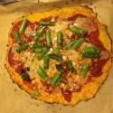 Organic Gluten-Free Cauliflower Pizza Crust Recipe