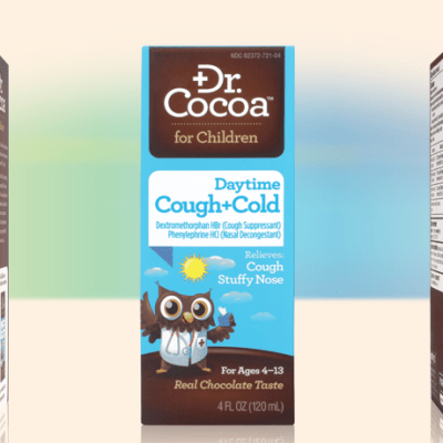 Why you shouldn't give your kids cough supressants