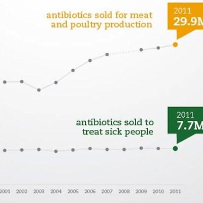 New California Law Strict on Livestock Antibiotic Use