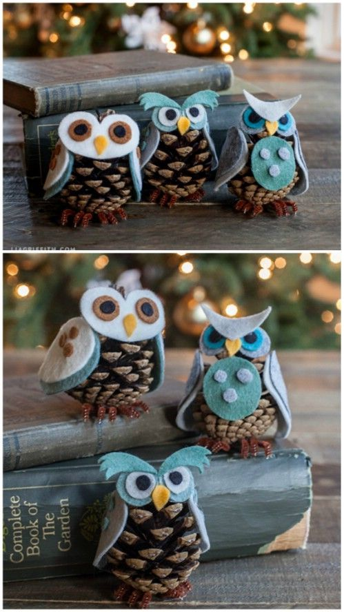 10 eco-friendly Christmas crafts