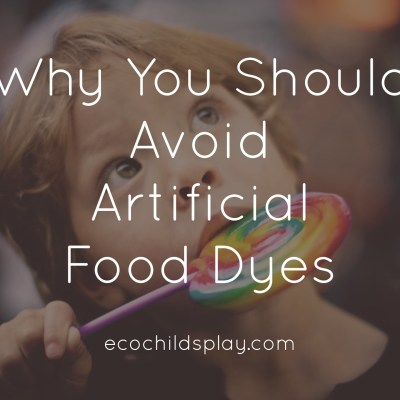 Avoid artificial food dyes & big news from Mars!