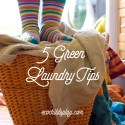 green laundry tips