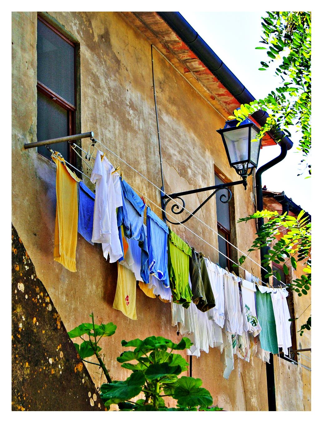 green laundry tips