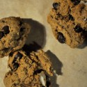 Peanut Butter Chocolate Chip Macadamia Vegan Cookies
