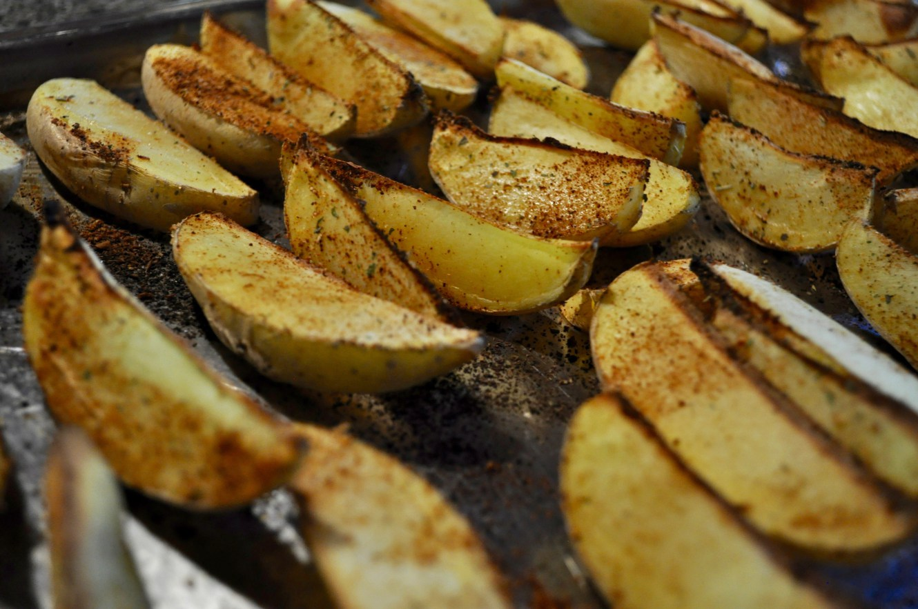 Easy Oil-Free Potato Chippies