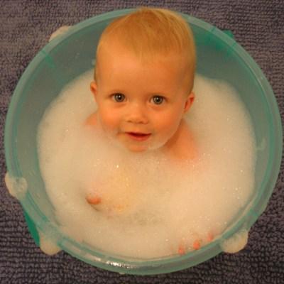 Natural, Gentle Bath Bubbles?