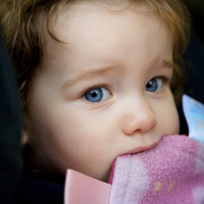 Nanosilver Dangers:  Does your baby chew on fabric?