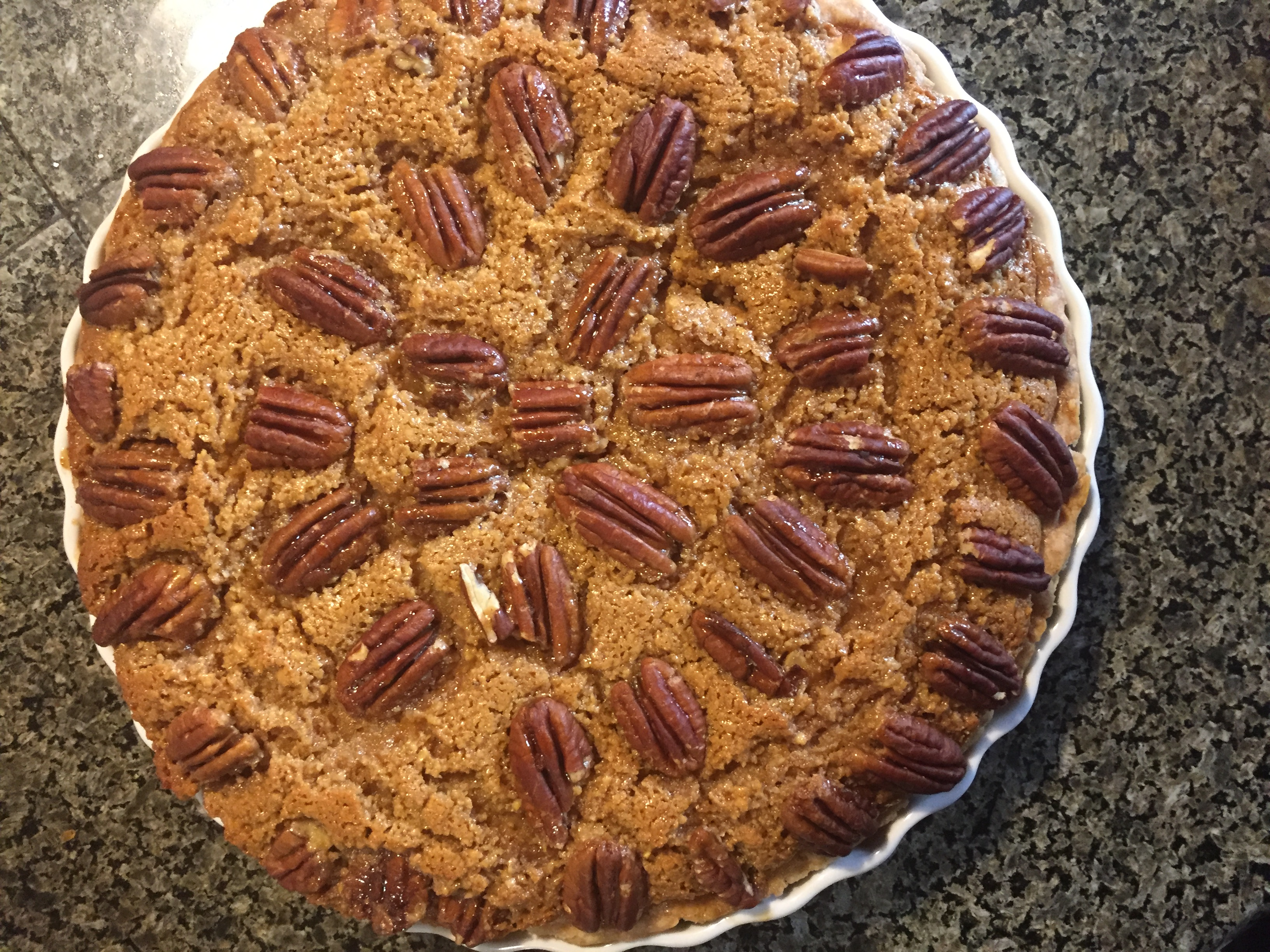 Gluten free apple kuchen recipe