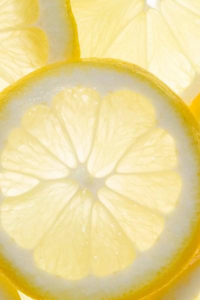 vegan lemon snow ice cream