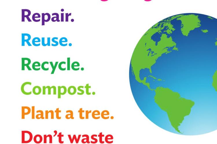 Earth Day:  Inform & Inspire Children's Stewardship