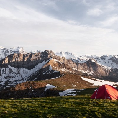 Camping With Your Kids