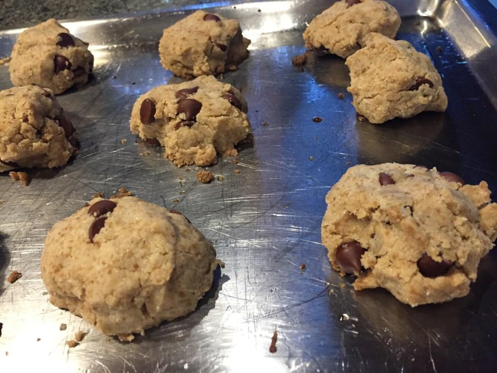 vegan gluten free chocolate chip cookie recipe