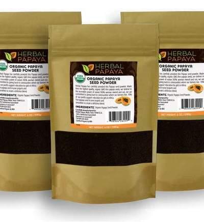 5 Scientifically Proven Papaya Seed Benefits Plus Herbal Papaya Review