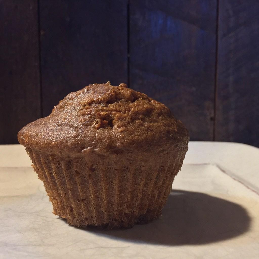 Gluten-Free, Vegan Carrot Cake Muffins
