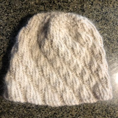Homeschool Shelter-in-Place Ideas: Learn to Knit + Hat Pattern