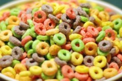 Children's cereals contaminated with chemicals from wax bag liners.