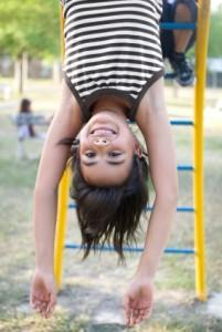Girl_UpsideDownPlayground_300