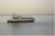 Ferry to Pearl ARchipelago