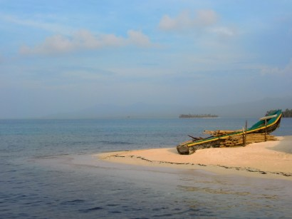 one key in San Blas Islands