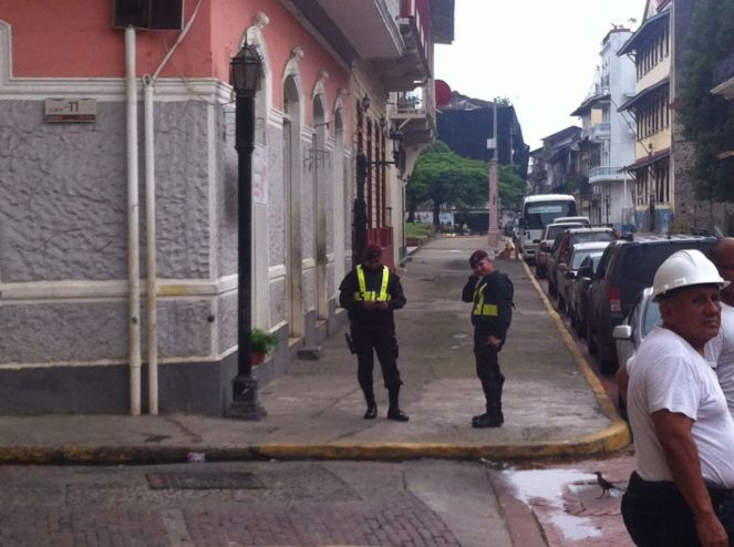 Security on San Felipe streets