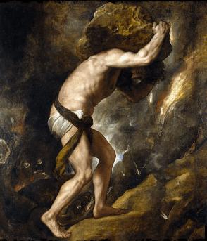:Sisyphus, Prado Museum, Madrid, Spain.png