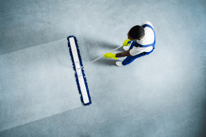 How Commercial Cleaning