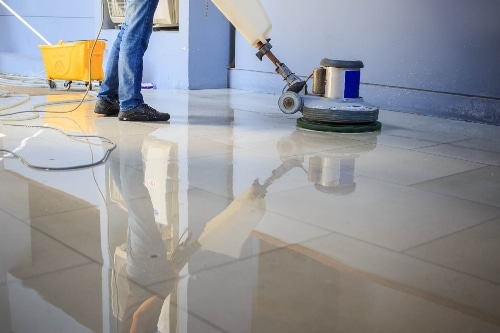 EcoClean Water Damage Restoration and Carpet Cleaning can keep your floors looking great