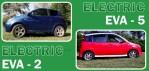В Україні презентовано електромобілі EVA
