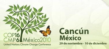 Конференція зі зміни клімату в Канкуні - COP16
