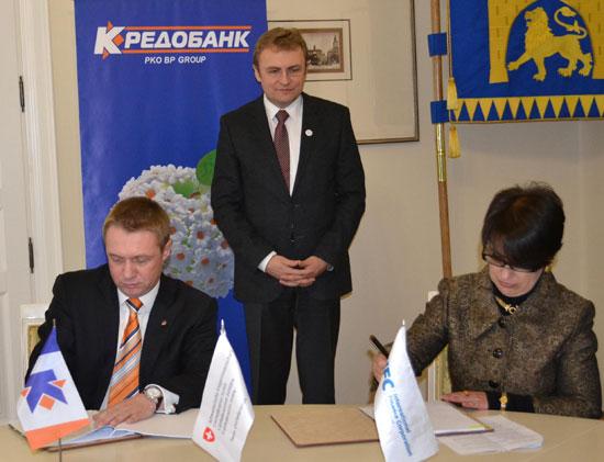 IFC та Кредобанк фінансуватимуть підвищення енергоефективності в житловому секторі