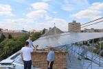 Сонячну енергію почали використовувати в державних установах