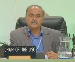 Голова Наглядового комітету за проектами спільного впровадження, пан Човдхурі (Muhammed Quamrul Chowdhury)