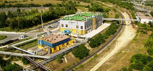Використання шахтного метану для виробництва енергії на когенераційних установках - перший успішний проект спільного впровадження в Україні