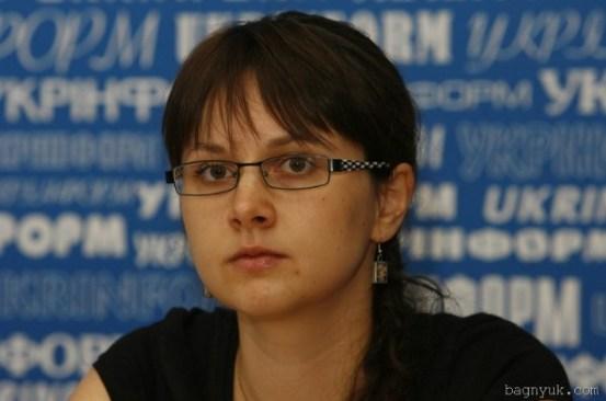 Юля Огаренко