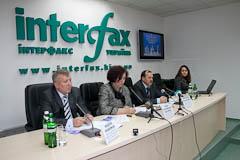Прес-конференція на тему «Прорив у вивезенні з України надтоксичних речовин дає надію на повне звільнення»