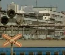 Сміттєспалювальний завод поблизу станції Київ-Пасажирський