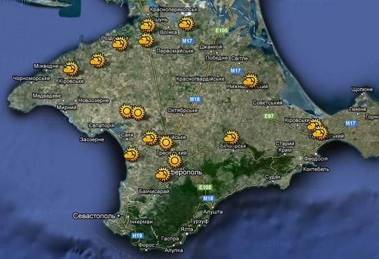 В Криму розвивають проєкти будівництва сонячних електростанцій потужністю сотні мегаватт