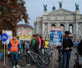 У Львові може з'явитися громадський прокат велосипедів