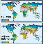 Річкові системи світу – в загрозливому стані
